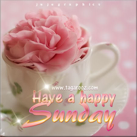 Have a happy Sunday 5