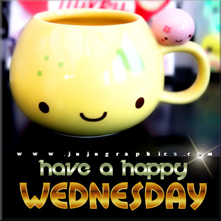 Have a happy Wednesday