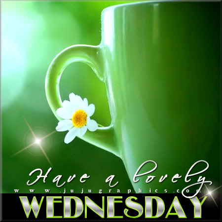 Have a lovely Wednesday