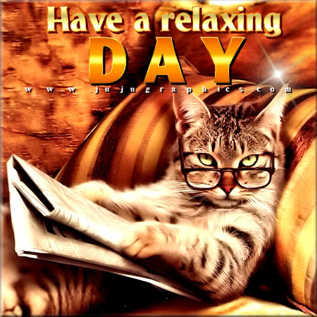 have a relaxing day graphics quotes comments images