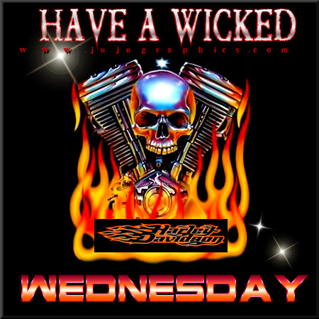 Have a wicked Wednesday 9