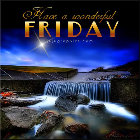 Have a wonderful Friday 6