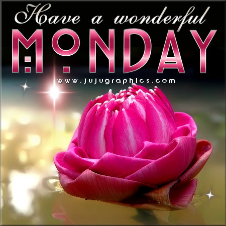 Have a wonderful Monday 11