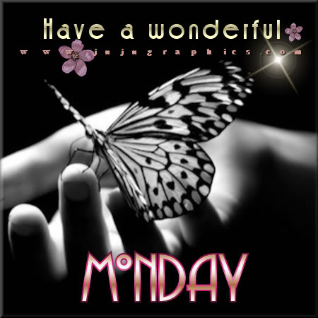 Have a wonderful Monday 20