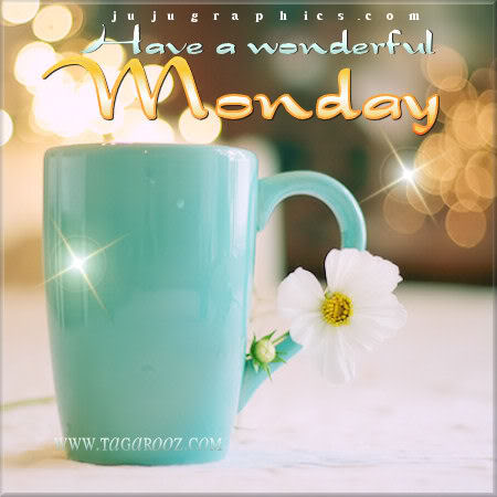 Have a wonderful Monday 27