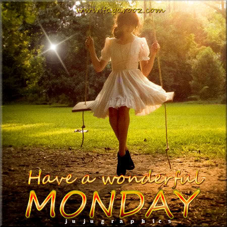 Have a wonderful Monday 29