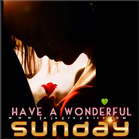 Have a wonderful Sunday 14