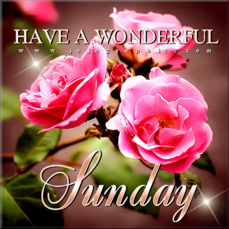 Have a wonderful Sunday 21