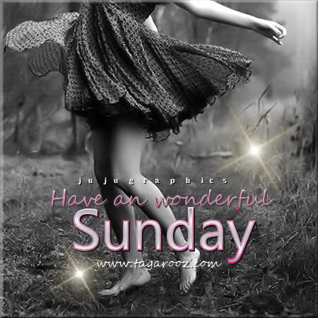 Have a wonderful Sunday 23