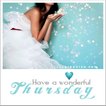 Have a wonderful Thursday 7