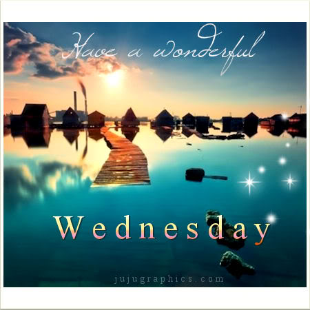 Have a wonderful Wednesday 12