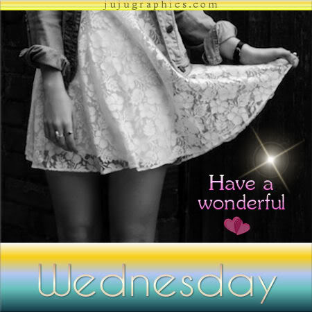 Have a wonderful Wednesday 3