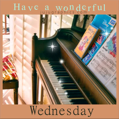 Have a wonderful Wednesday 5