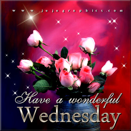 Have a wonderful Wednesday 9