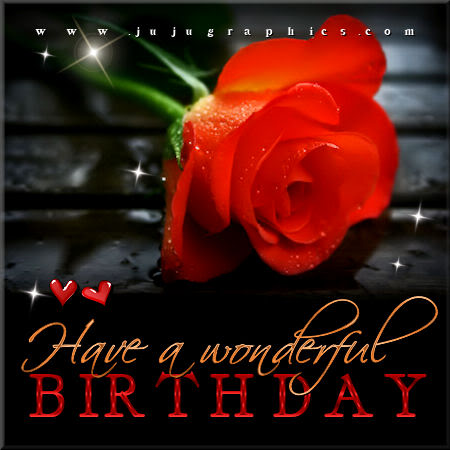 Have A Wonderful Birthday - Graphics, quotes, comments ...