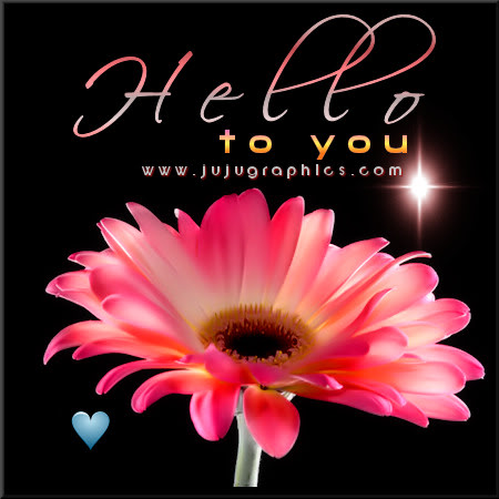 Hello to you 4