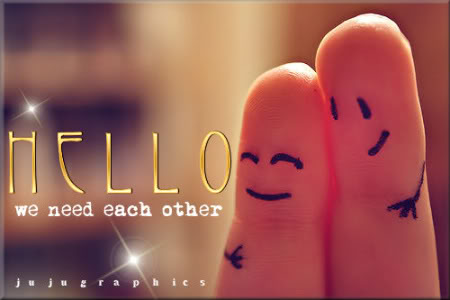 Thanksgiving Quotes 2017 >> Hello we need each other - Graphics, quotes, comments, images & greetings for Myspace, Facebook ...