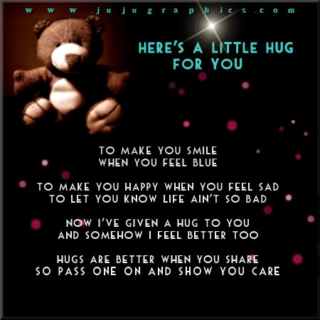 Heres a little hug for you