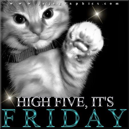 High Five its Friday 3