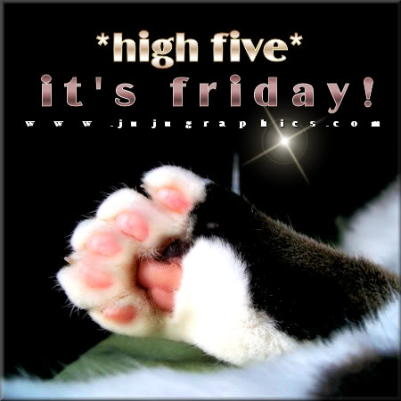 High five its Friday 2