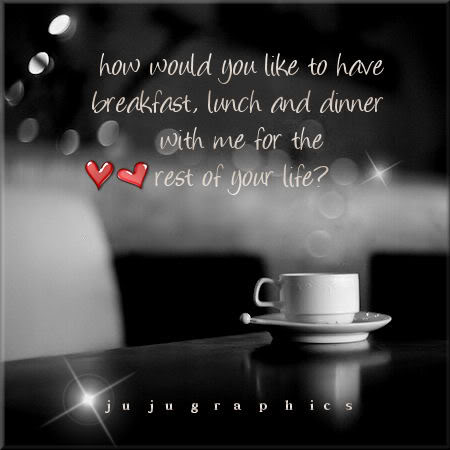 How would you like to have breakfast lunch and dinner