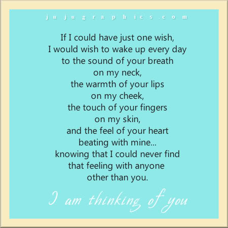 I am thinking of you 2 - Graphics, quotes, comments ...