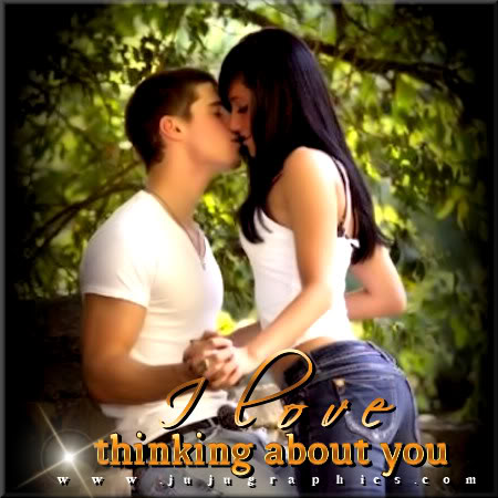 I love thinking about you