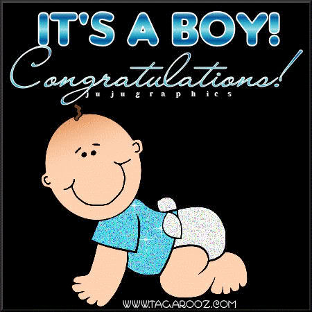 Its a boy Congratulations