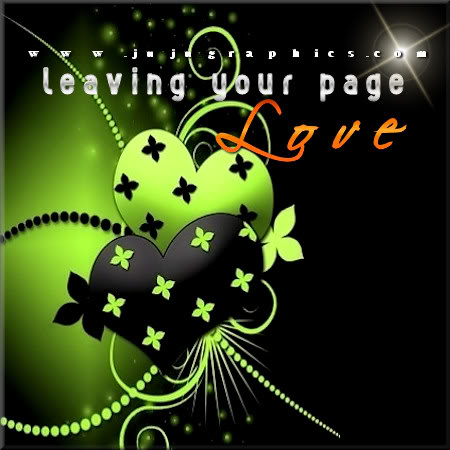 Leaving your page love 19