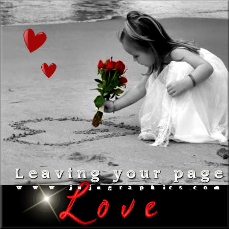 Leaving your page love 21