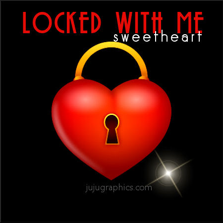 Locked with me sweetheart 2