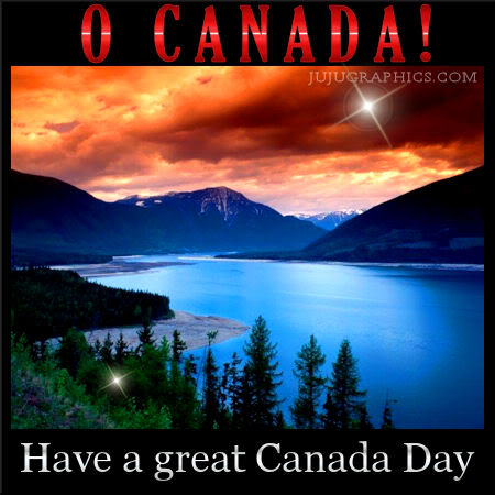 O Canada have a great Canada day Copy