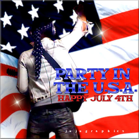 Party in the USA Happy July 4th