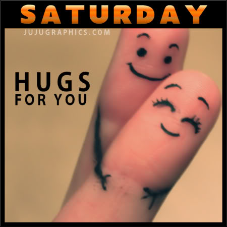 Saturday hugs for you 5
