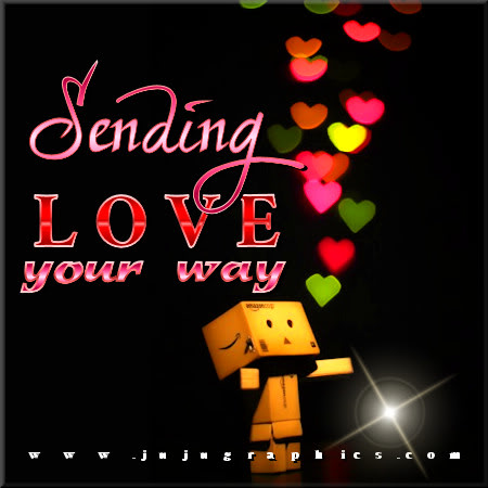 Sending love your way - Graphics, quotes, comments, images ...