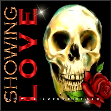 Showing love 11