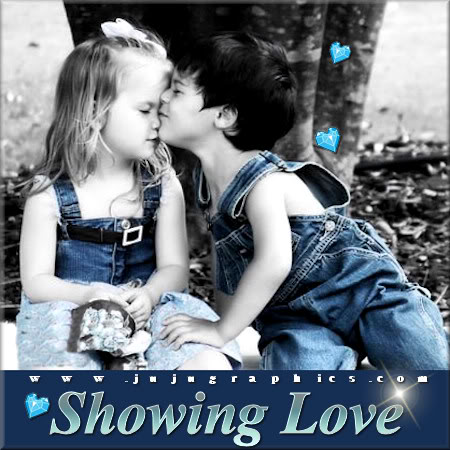 Showing love 136