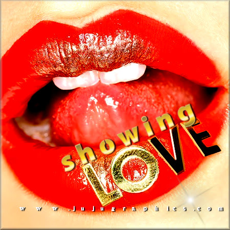 Showing love 143
