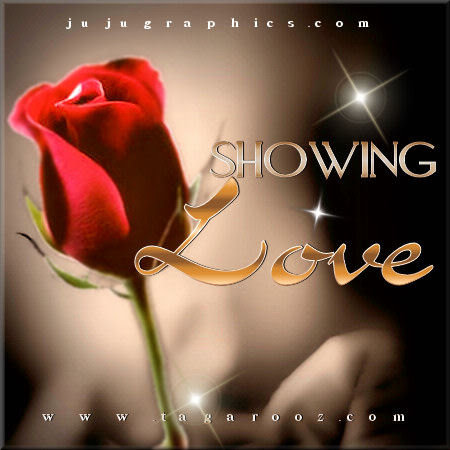 Showing love 24