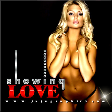 Showing love 77