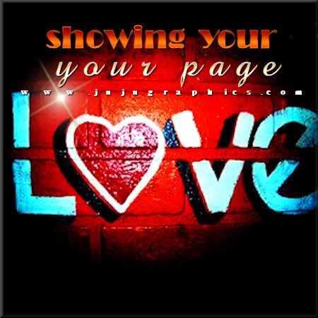 Showing your page love 5