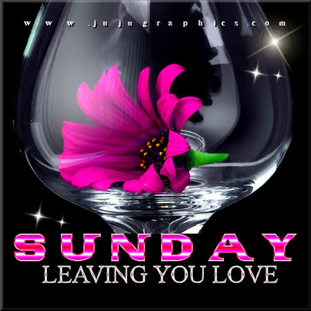 Sunday leaving you love