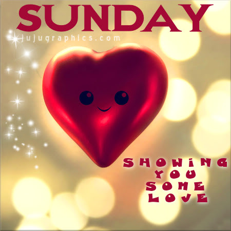 Sunday showing love 3