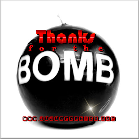 Thanks for the bomb