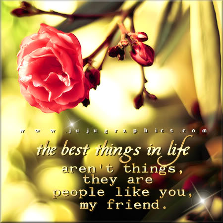 The best things in life arent thing