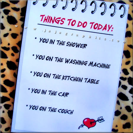 Things to do today