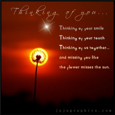 Thinking of you 3 1