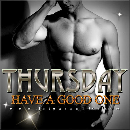 Thursday have a good one
