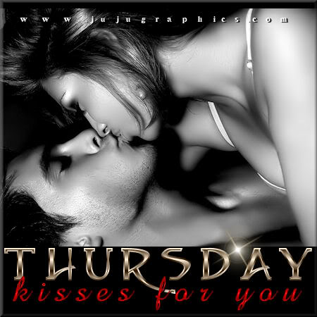 Thursday kisses for you 2