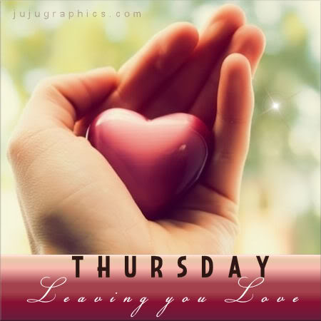 Thursday leaving you love